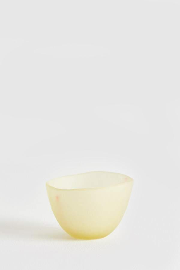Glass Gelati Bowl - Butter