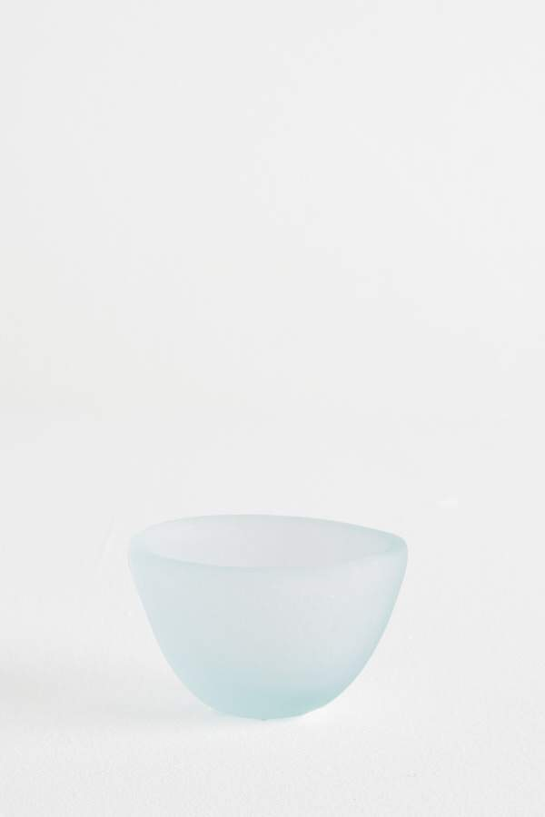 Glass Sorbet Bowl - Ice