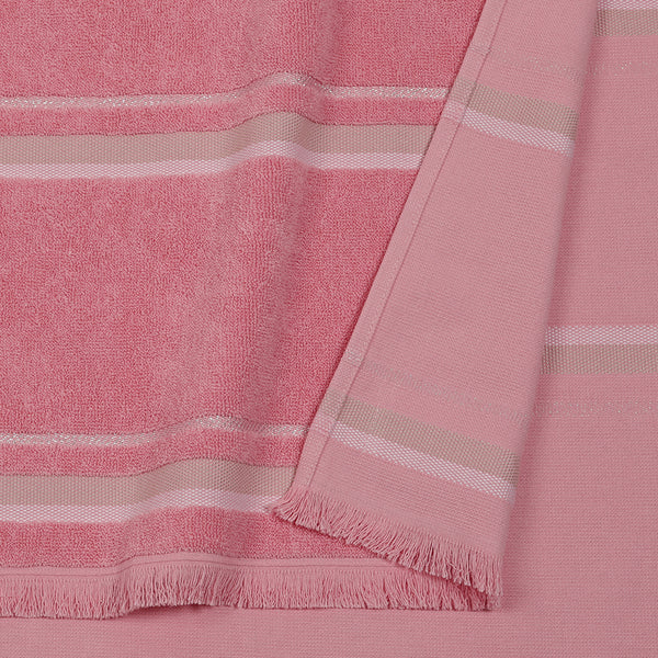 Bath Towel - Hot Pink