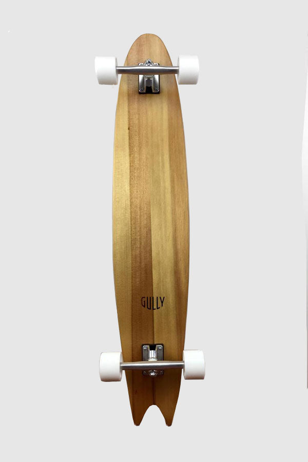 NZ Kauri - Large V-tail Skateboard