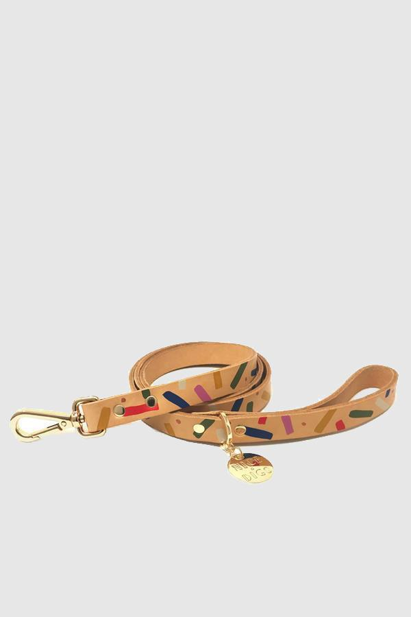 Leash - Jungle Confetti - Multi