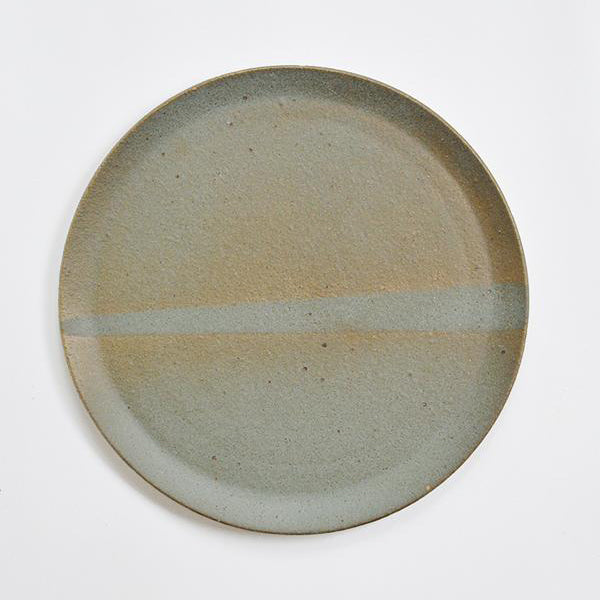 Dinner Plate - Dusky Green
