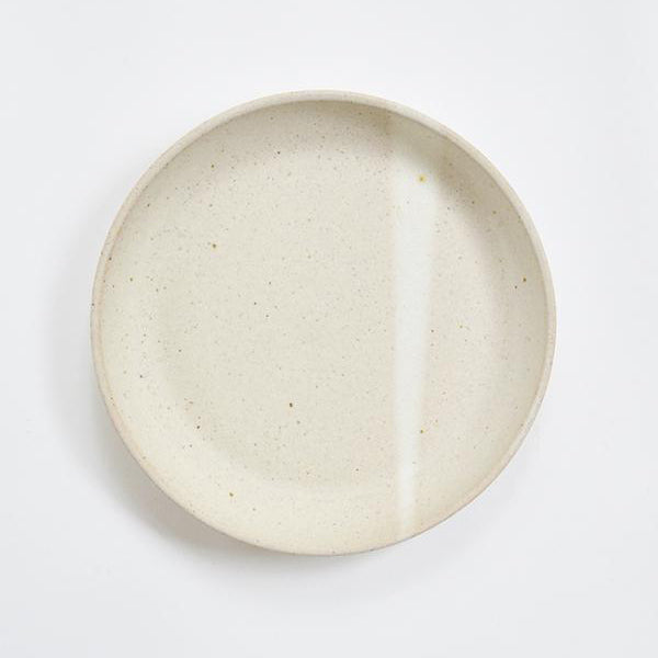 Shallow Pasta Bowl - Stone White