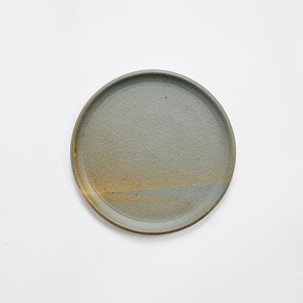 Side Plate - Dusky Green