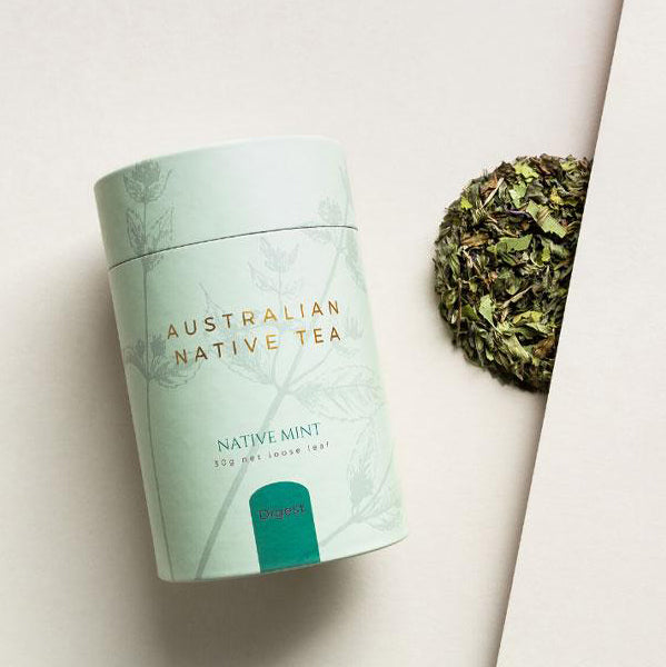 Native Mint Tea