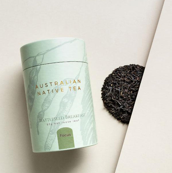 Wattleseed Breakfast Tea