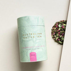 Strawberry Gum Green Tea