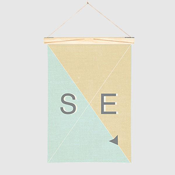 Linen Wall Hanging - SE