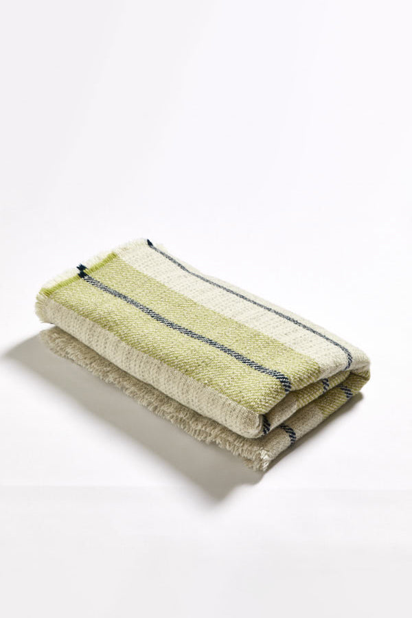 One Off Wool Blanket - Three