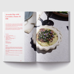 Coming Together, a cookbook