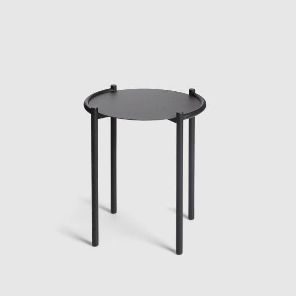 Single Side Table - Black