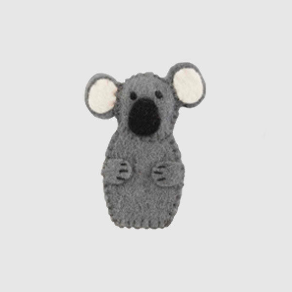 Envirowoolly Devil Knit - Koala