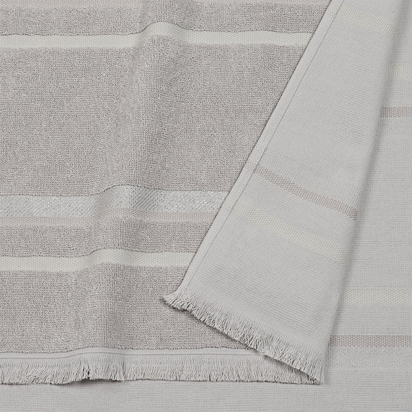 Bath Towel - Silver