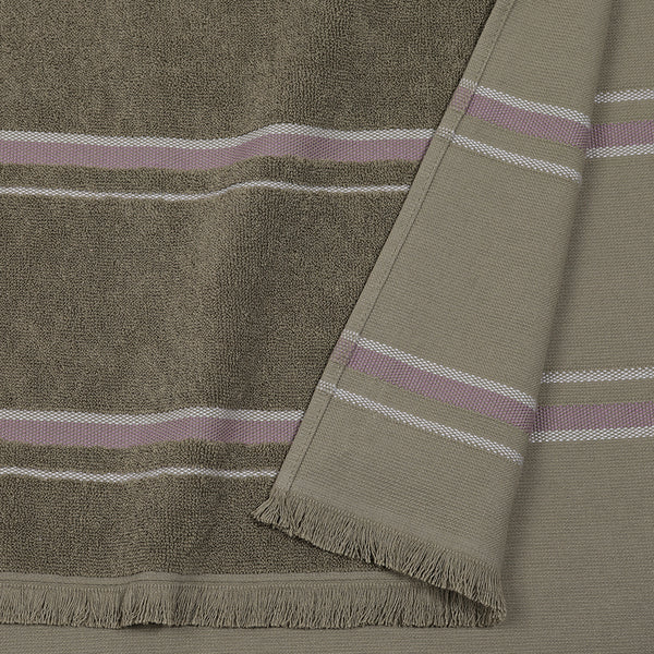 Bath Towel - Olive