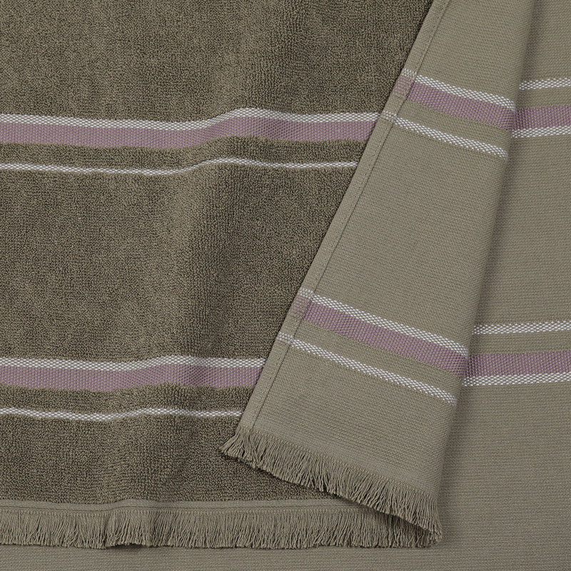 Hand Towel - Olive