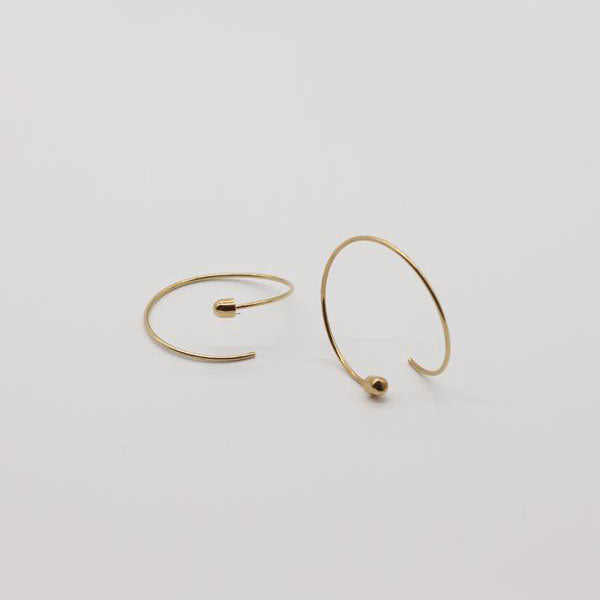 Earrings 60 - Gold