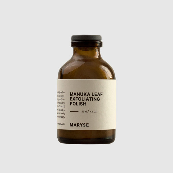 Manuka Leaf Exfoliant Polish