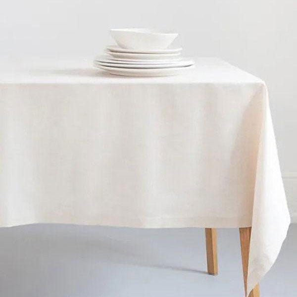 Kinsail Tablecloth - Natural