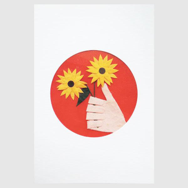Say It With Flowers - Card