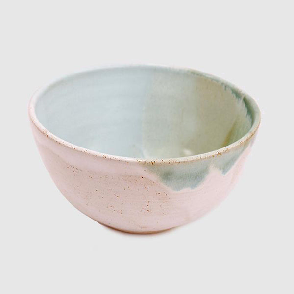 Serving Bowl - Green Pools