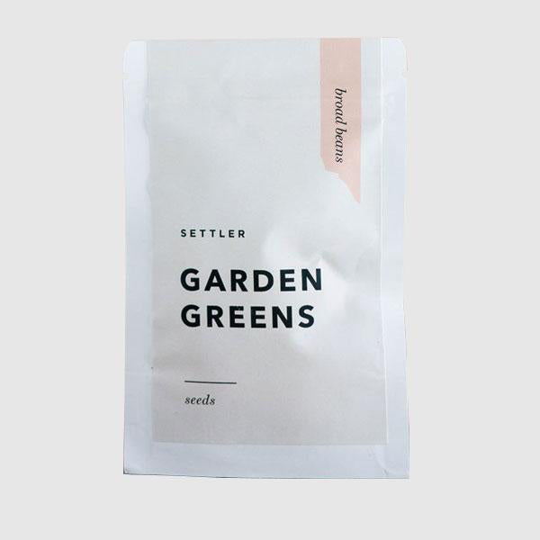 Garden Greens - Broad Beans - Purple