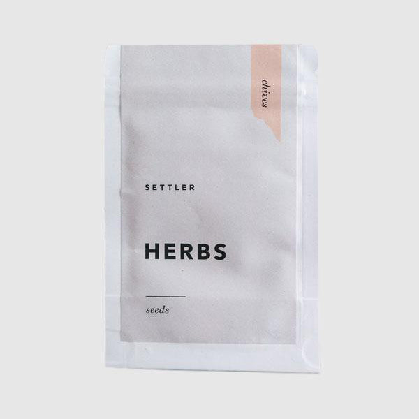 Herbs - Chives -  Medium