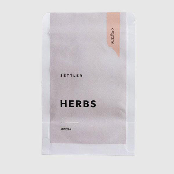 Herbs - Oregano - Greek
