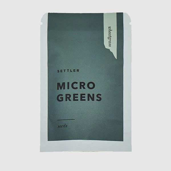 Micro Greens - Wheatgrass