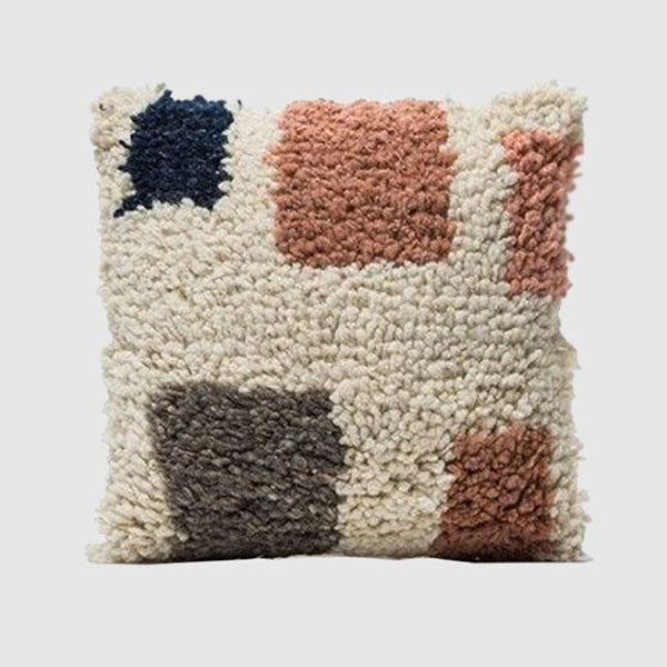 Formas Shag Pillow