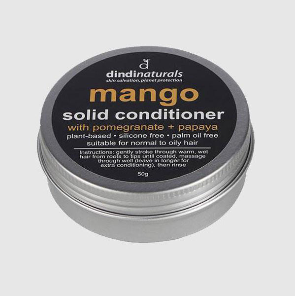 Conditioner Bar in Tin - Mango