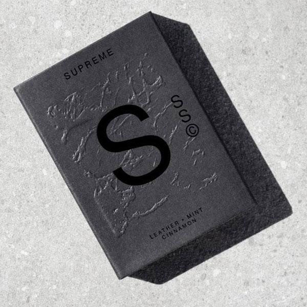 Solid Cologne - Black Edition