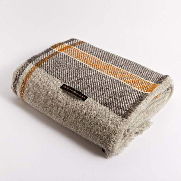 Brushed Wool Blanket - Covid 19 Limited Edition