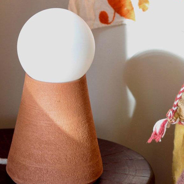 Table Lamp - Terracotta