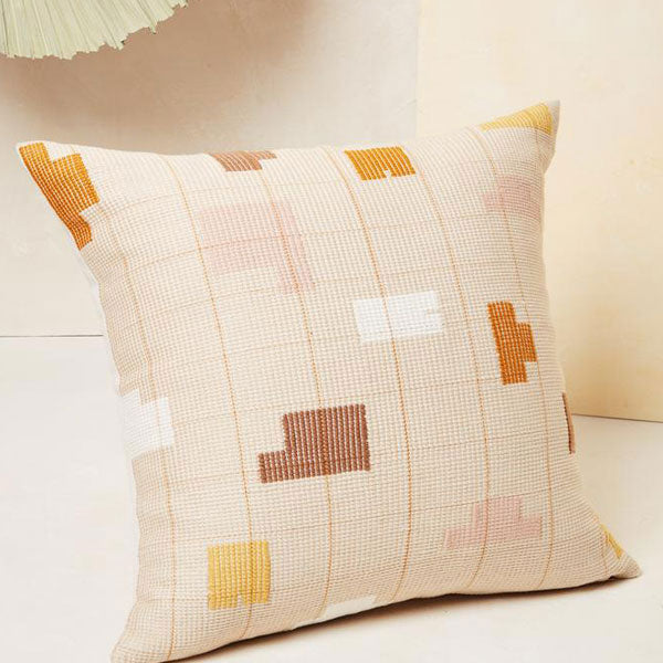Tiny Shapes Pillow