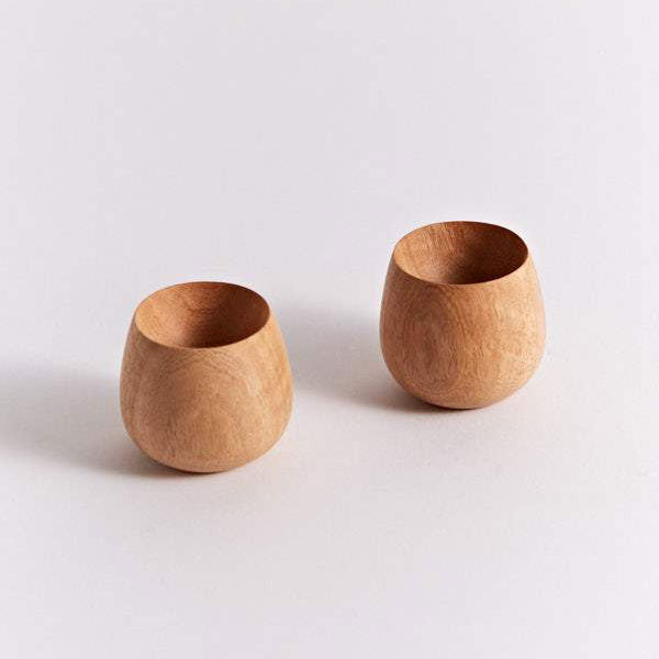 Timber Egg Cups Set - Marri