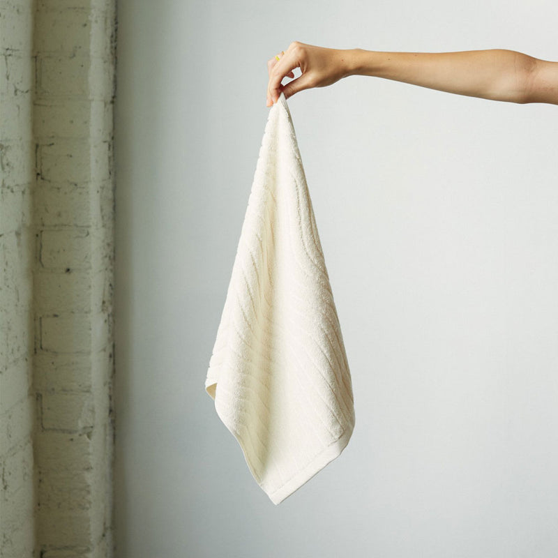Hand Towel - Virginia - Ivory