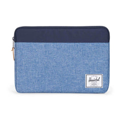 "Anchor MacBook 13"" sleeve, blue"
