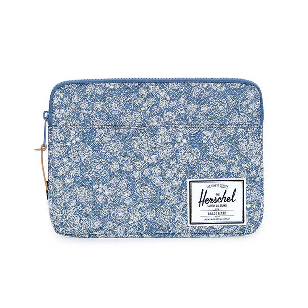 Anchor iPad Air sleeve, floral