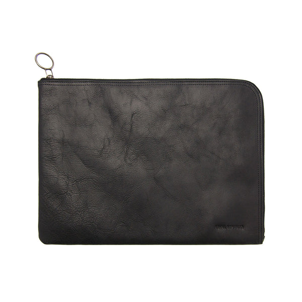 Laptop sleeve, black