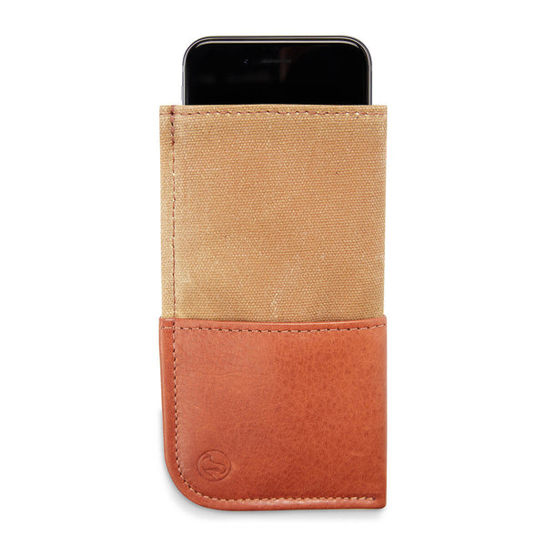 Durables iPhone 6 & 6 Plus wallet, sage