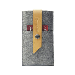 iPhone 6/6s wallet, grey