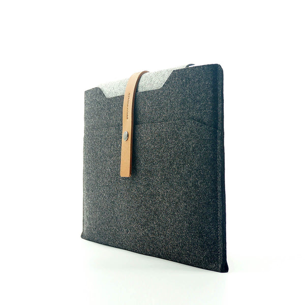 "MacBook felt sleeve 12"", black"