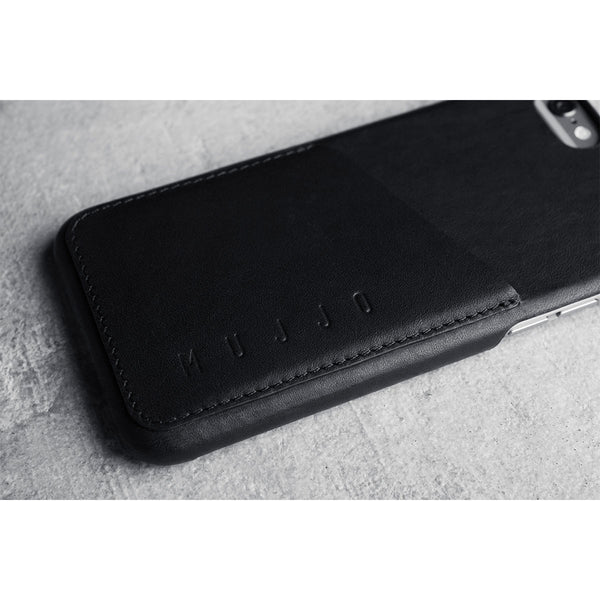 Leather Wallet Case iPhone 6/6s, black