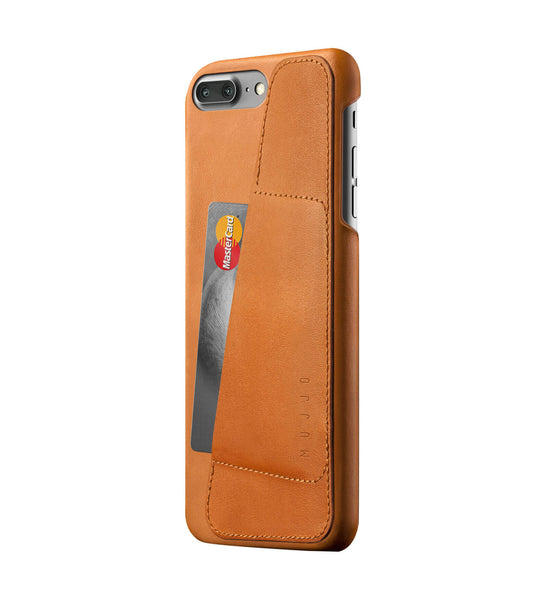 Leather Wallet Case iPhone 7 Plus