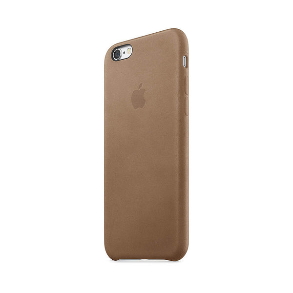 iPhone 6s Plus leather case, Brown