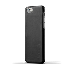 Leather case iPhone 6s, black