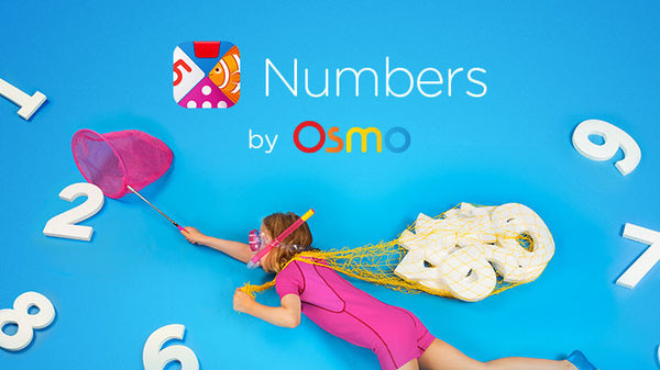 Numbers for iPad (age 6+)