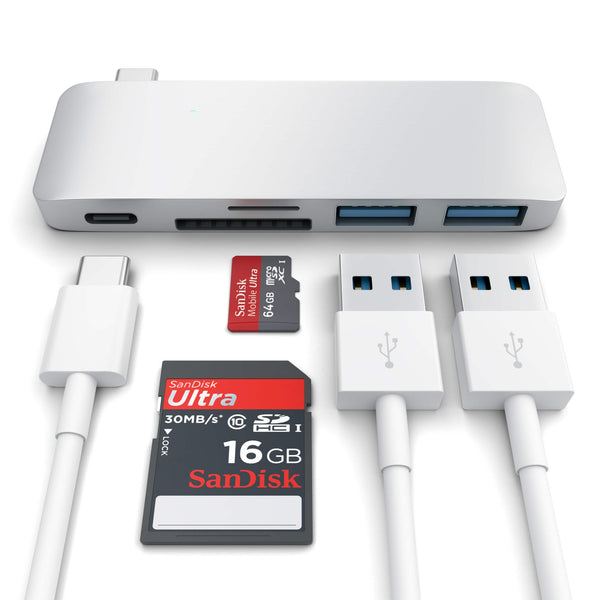 "USB-C Pass Through Hub for 12"" MacBook"