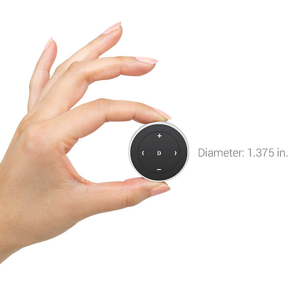 Bluetooth buttons for iPhone