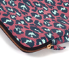 Alma iPad cover, multi leopard